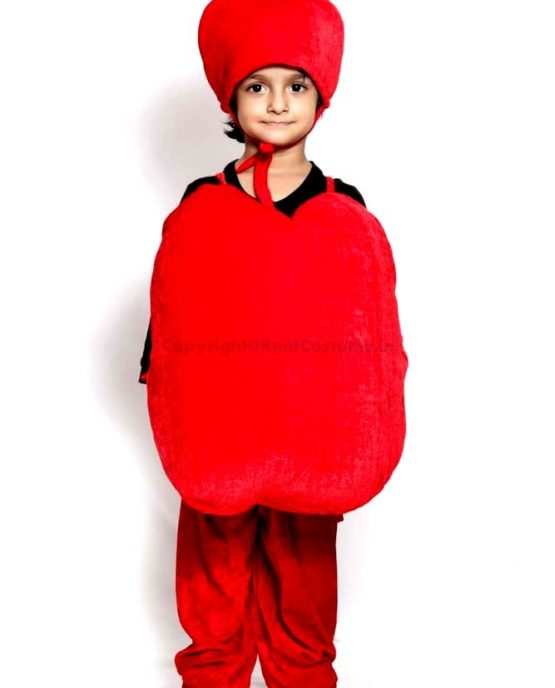 Apple-Fancy-Dress-for-Kids