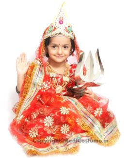 Maa-Durga-Kids-Fancy-dress